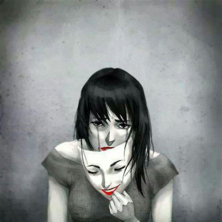 When Depression Smiles